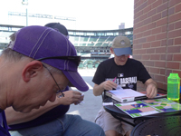 PLAAY Gamers at Coors Field, Denver, CO