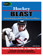 HOCKEY BLAST Pro Hockey Game
